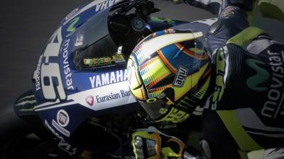Rossi desafiará a Márquez en Italia por su Gran Premio número 300
