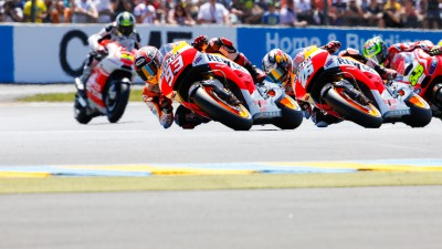 Marquez mission to maintain perfect start