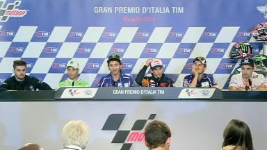 第6戦イタリアGP:プレスカンファレンス