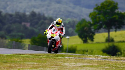 Flying Iannone breaks MotoGP™ top speed record and nears 350kph