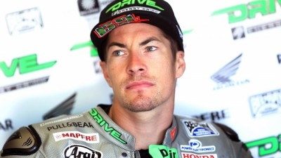 Hayden unable to continue at Mugello