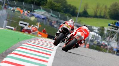 Moto2™ and Moto3™ riders to test at Mugello