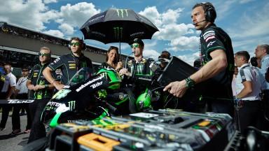 モンスター・テック3のエスパルガロ弟が今季2度目のトップ5、スミスが今季2度目の転倒リタイヤ