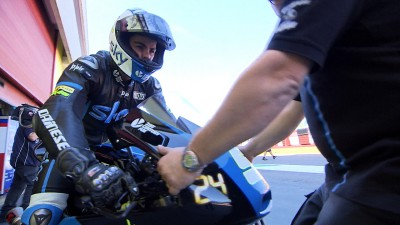 Moto3™ young guns complete vital Mugello test