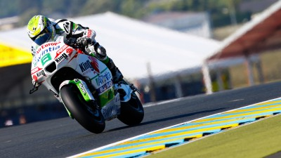 Barbera hoping to see chequered flag again
