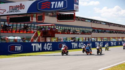 Le Moto3™ met le cap sur Catalunya