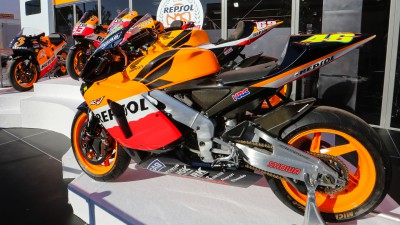 Honda nah dran am 100. Sieg in der MotoGP™