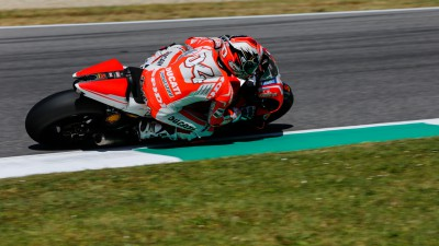 Ducati Team ready for Barcelona date