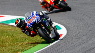 Lorenzo aiming for 'at least' a podium result