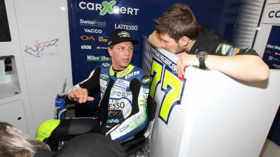 Aegerter to test Avintia MotoGP™ bike