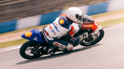 SAATC riders get first feel of Zhuhai circuit
