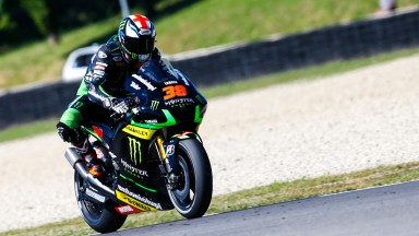 Smith shows pace in Barcelona sunshine