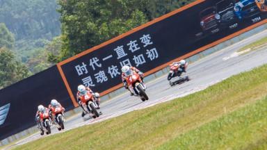 シェルアドバンス・アジア・タレント・カップ:第3戦中国大会第1レースで日本勢トップ5を独占