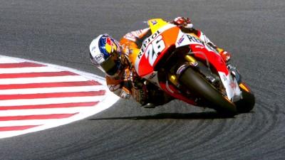 Pedrosa décroche la pole position à Barcelona-Catalunya