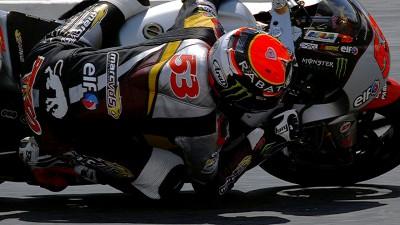 Rabat holt sich die Pole der Moto2™
