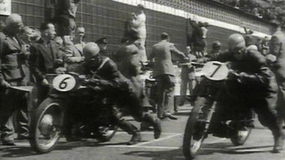 Grand Prix racing reaches 65th anniversary