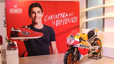Marquez: 'I race for the title, not the records'