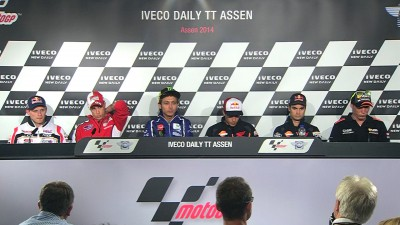 Historic TT Assen welcomes MotoGP™ riders