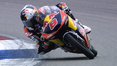 Miller holt Moto3™ Pole in Assen