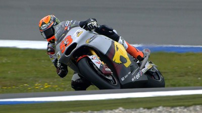Rabat in pole position al Dutch TT