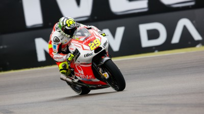 Another strong sixth place for Iannone