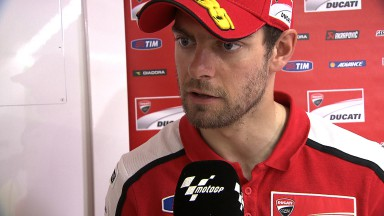Crutchlow on icy-like grip levels at Assen