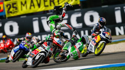 A race of notable incidents at Assen
