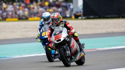 De Angelis: 'ho impostato la gara tutta in rimonta'