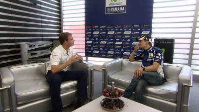Lorenzo opens up to After the Flag