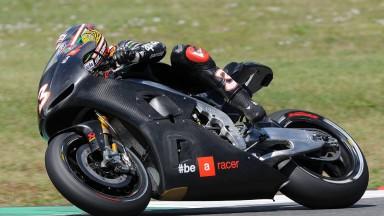 Biaggi poursuit ses essais avec Aprilia