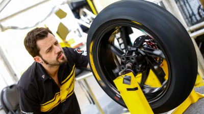 Hard Plus Dunlop tyres make a return for Sachsenring