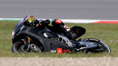 Aprilia, Biaggi conclude three-day Mugello test