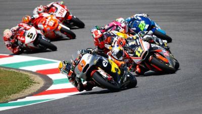 Moto2™ llega a la siguiente parada con el liderazgo en juego