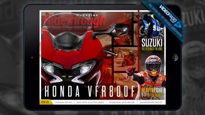 Neues Ride Through Magazine – Out now!