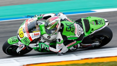 Gresini hoping for further good results in Germany