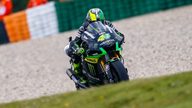Solid targets for Pol Espargaro and Smith