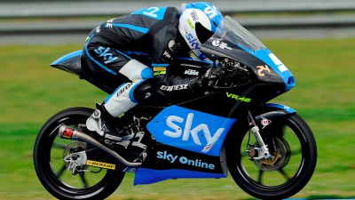 Sky Racing VR46 al 'Ring' in cerca di riscatto