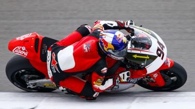 Folger still weighing up Moto2™ progress