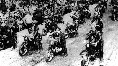 The history of Grand Prix racing in Germany