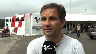 Brivio bestätigt Suzukis Hoffnungen auf Valencia-Wildcard