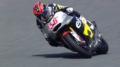Kallio ahead in final Friday session
