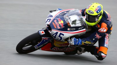 Simpson on Rookies Cup pole as qualifying is washed away