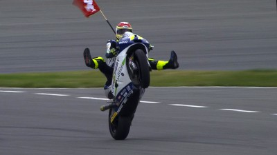 Aegerter secures first career win in Germany
