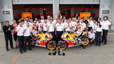 Repsol and Honda extend MotoGP collaboration through to 2017