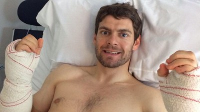 Surgery on both arms for Crutchlow