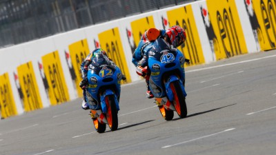 Solid targets emerge for Rins and Marquez