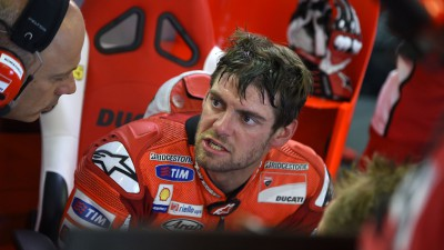 Crutchlow confirmed to ride with Ducati in 2015
