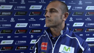 Meregalli on Rossi and Lorenzo performances in 2014