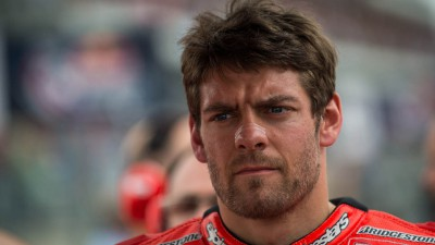 Crutchlow correrà con CWM-LCR Honda nel 2015