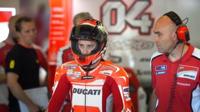 Il Ducati Team parte per Indianapolis